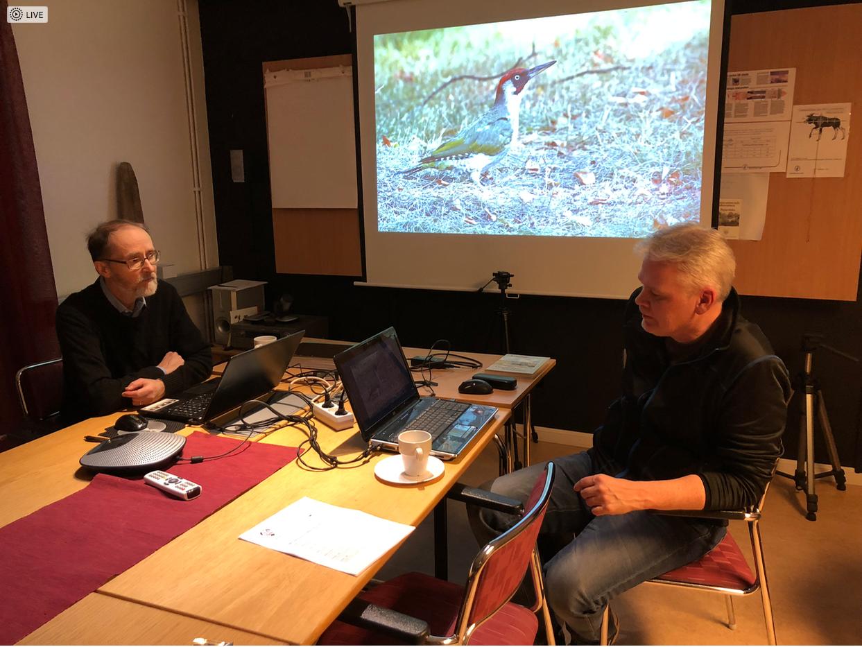 Årsmöte Falu fågelklubb 2018